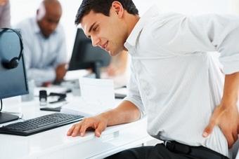L'ergonomie contre les douleurs au bureau